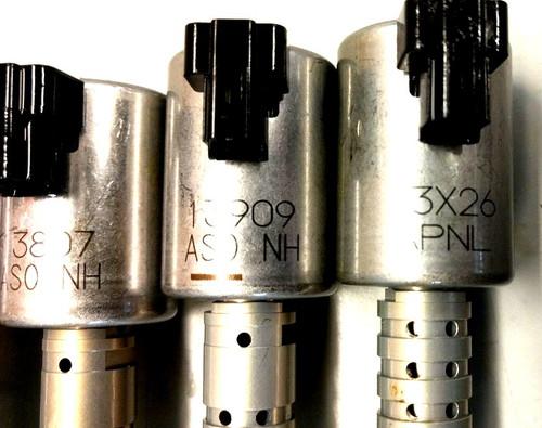Solenoid kit   JF015  Second Generation
