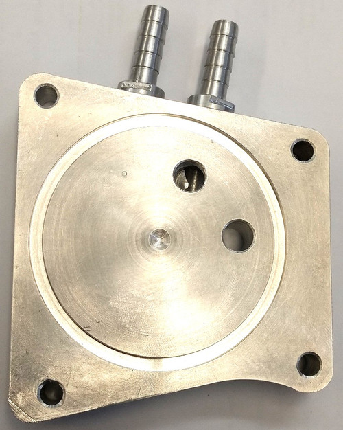 Adapter Plate JF011 for Extra Oil Cooler