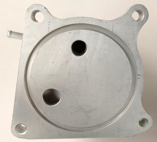 Oil Cooler Heat Exchanger  4 pipes