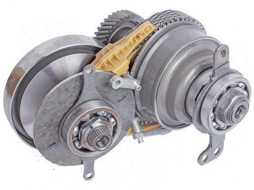 Variator set Subaru TR580  ( Pulley set with Chain)