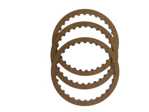 Forward Friction set ( 3 discs )
