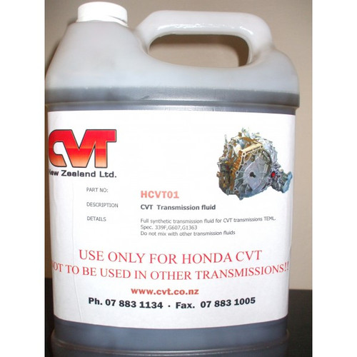 Honda CVT Oil ( 5ltr Can )