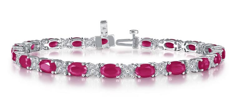 Lafonn Ruby Bracelet (B0040CRP72)