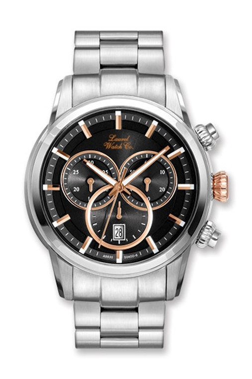 Laurel Watch Co. 9830TR/B(Mens)