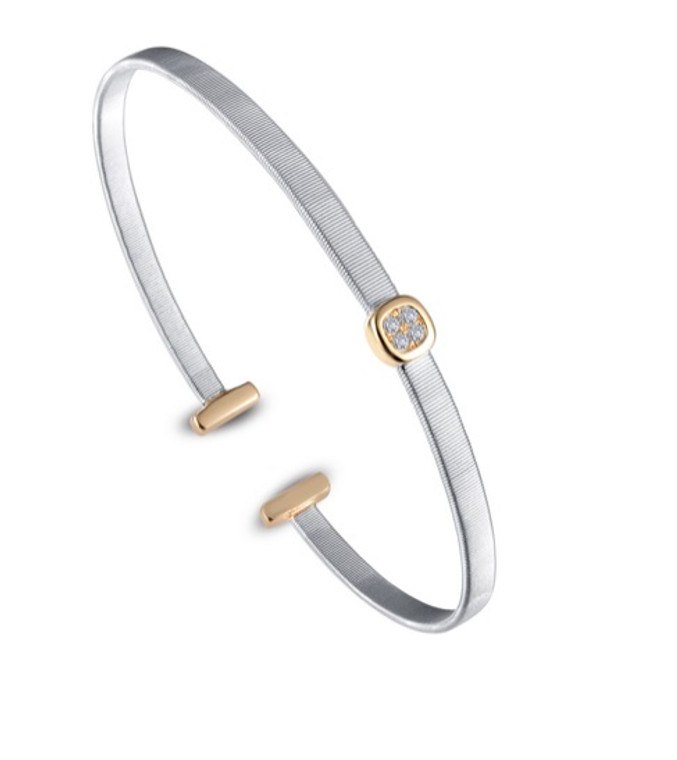 Lafonn Milano Station Bangle Bracelet (B0076CLT72)