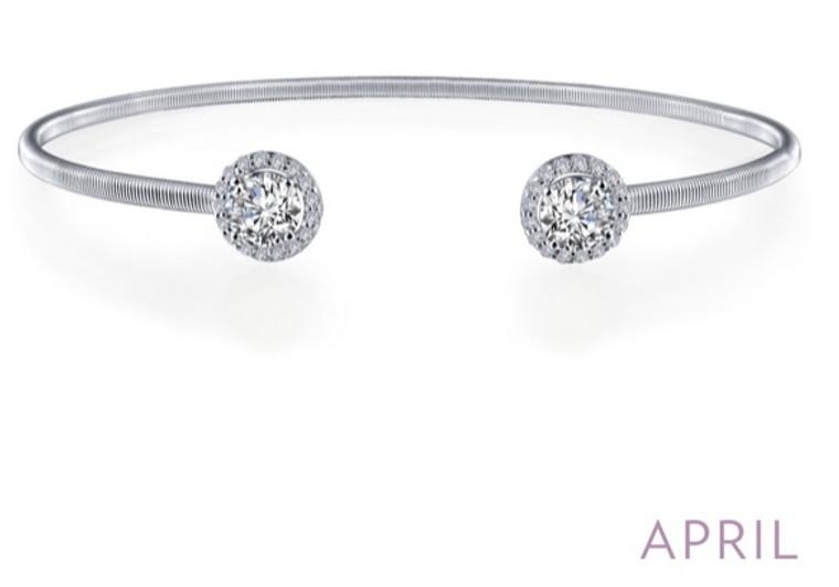 Lafonn April Birthstone Bracelet (BB002DAP72)