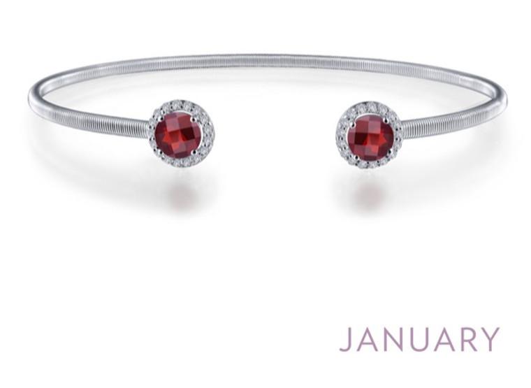 Lafonn January Birthstone Bracelet (BB002GNP72)