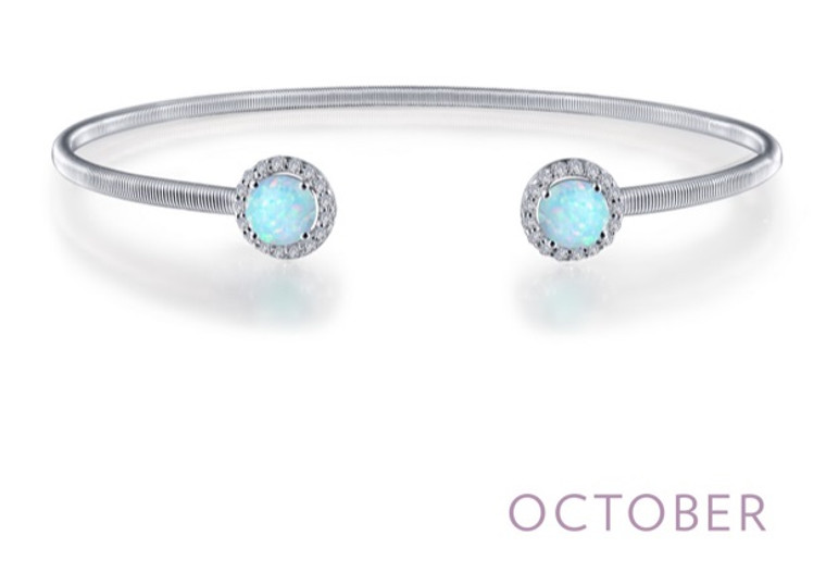 Lafonn October Birthstone Bracelet (BB002OPP72)
