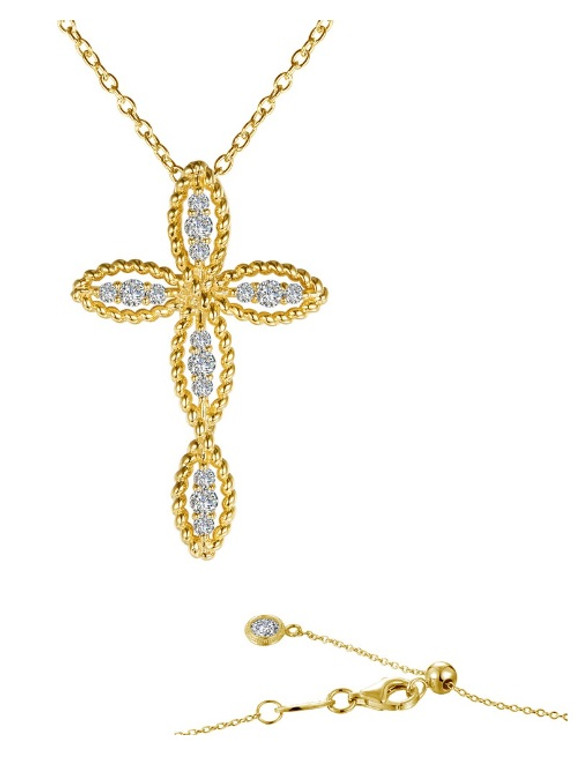 Lafonn Cross Necklace (N0139CLG20)