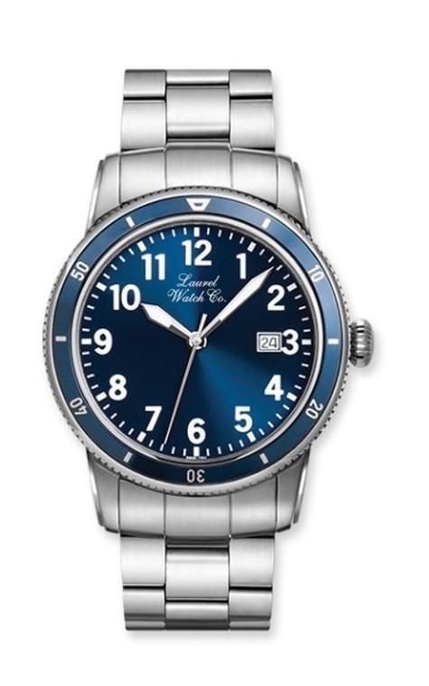 Laurel Watch Co. 8830W(Men's)