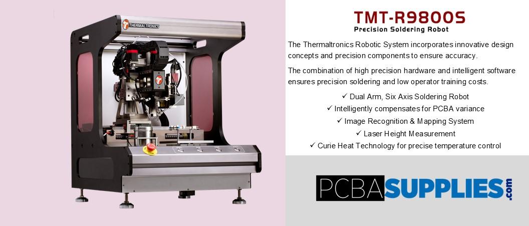 Thermaltronics 9800S Soldering Robot
