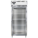"Continental Refrigerator DL1FX-GD 36.25"" W One-Section Glass Door Reach-In Designer Extra-Wide Freezer"