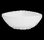 CAC China TUP-B6  15 oz  Porcelain  Super White  Triangular  Triumph Bowl