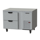 """Beverage Air UCRD46AHC-2 46""""W One-Section Reach-In Undercounter Refrigerator"""