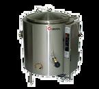 Groen AH/1E-40-LP 40 Gallon 2/3 Jacket Liquid Propane Kettle - 100,000 BTU
