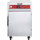 Vulcan VRH8 Half Height Stainless Steel Cook/Hold Cabinet Mobile - 208 Volts