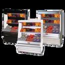 """Howard McCray SC-OP30E-8-B-LED 99""""W Produce Open Merchandiser"""
