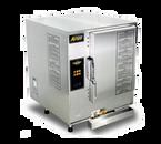 AccuTemp E62301E070 6 Pan Electric Countertop Boilerless Convection Steamer - 230V