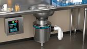 "Salvajor 200-SA-6-MRSS-LDink Assembly 6-1/2"" Sink Collar 2 HP Motor"