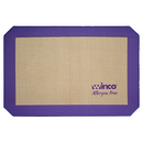 """Winco SBS-11PP Baking Mat 8-1/4"""" x 11-3/4"""" 1/4 Size Fiber Glass Silicone"""