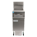 Frymaster FPGL130C-NG Natural Gas 30 lb Fryer - 70,000 BTU
