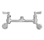 """Fisher 2488 Wall-Mounted Control Valve With 8"""" Adjustable Centers"""