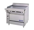 "Garland C0836-2M 36"" Gas Cuisine Series Heavy Duty Range - 120,000 BTU"