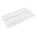 """Metro DR48S Metromax I Drop-In Rack Mounts To 48""""W Open Frame Stainless Steel"""