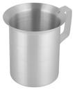 Winco AM-2 2 qt Aluminum Measuring Cup