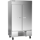 """Beverage Air HBF44HC-1-S 47"""" W Two-Section Reach-In Horizon Series Freezer"""