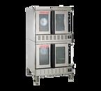 Blodgett DFG-200 DBL Natural Gas Double-Deck Convection Oven - 60,000 BTU/Deck