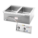 Wells MOD-200T Hot Food Well Unit Drop-In Electric