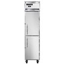 "Continental Refrigerator 1RSENHD 17.75"" W One-Section Solid Door Reach-In Slim Line Refrigerator"