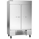 "Beverage Air HBF49HC-1-S 52"" W Two-Section Solid Door Reach-In Horizon Series Freezer"