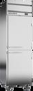 "Beverage Air HFP1HC-1HS 26"" W One-Section Solid Door Reach-In Horizon Series Freezer"