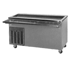 """Piper Products R3-BCM  Refrigerated Cold Pan Unit 50"""" x 30"""" x 36"""""""