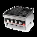 VollRath 407312 Gas Countertop Charbroiler - 120,000 BTU