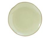 "Tuxton Gas-006  10-1/4""  Ceramic  Sagebrush  Round  Plate"