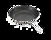 "Vollrath 69614 14"" Stainless Steel / Aluminum Tribute® Fry Pan"