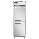 "Continental Refrigerator DL1FS-HD 26"" W One-Section Solid Door Reach-In Designer Line Freezer"