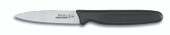 """Dexter 30500 3-1/2"""" Paring Knife with Black Handle"""