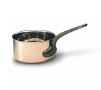 Matfer Bourgeat 360014 1.25 Qt Copper Bourgeat Sauce Pan