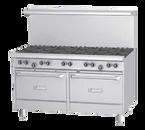 """Garland GF60-4G36RR 60"""" Gas GF Starfire Pro Series Restaurant Range - 234,000 BTU"""