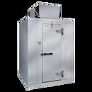 """Kolpak QS6-0812-CT 78.25""""H x 93""""W x 139""""D Indoor Walk-In Cooler"""