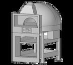 Marra Forni EF110G Facade Gas Fired Oven - 84,000 BTU