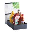 Cal-Mil 3729-13 Classic Menu/Condiment Holder