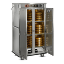 FWE E-900-XL 90 Covered Plates E-Series Banquet Cart Double Doors