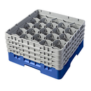 Cambro 20S800168 Camrack Glass Rack With (4) Soft Gray Extenders