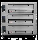 """Marsal SD-866 TRIPLE-LP Liquid Propane Pizza Oven Triple Deck 7"""""""