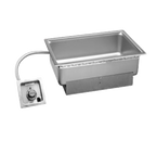 """Wells SS-206TU Stainless Steel 12"""" x 20"""" Full Size Food Warmer"""